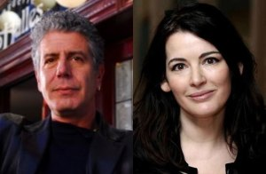 Anthony Bourdain and Nigella Lawson are sure to be entertaining judges on The Taste.